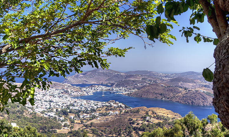Patmos Island Greece